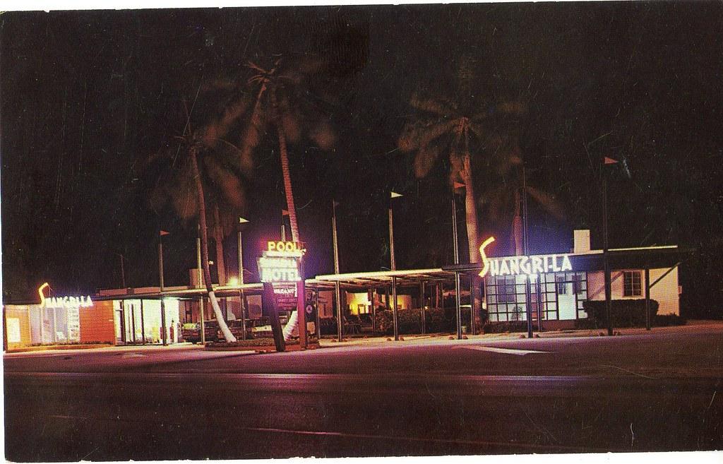 Shangri- La Motel  Miami FL