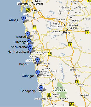 Konkan Coast A Comprehensive Back Packing Guide