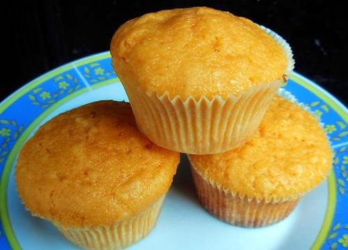 Orange-Lime Cupcakes