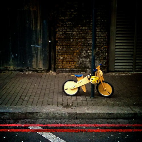 Born to be wild, Vauxhall.