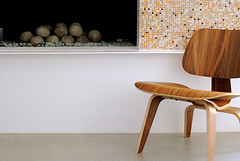 it's mister eames to you. (sfgirlbybay) Tags: tile fireplace mosaic palmsprings eames plywood caseyshouse sfgirlbybay