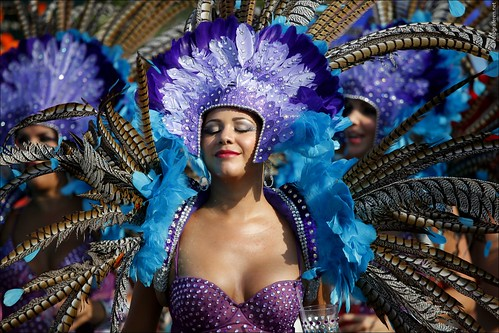 Carribean Carnaval in Aruba
