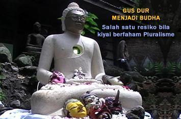 gus dur buddha