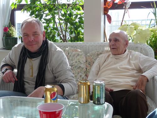 dad and papa