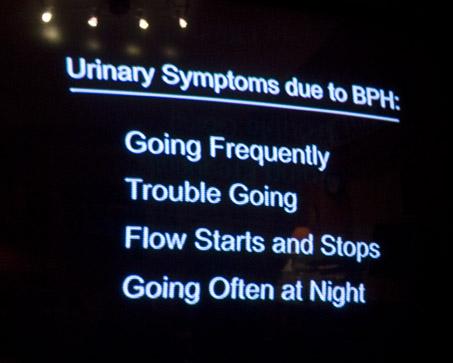 BPH-symptoms