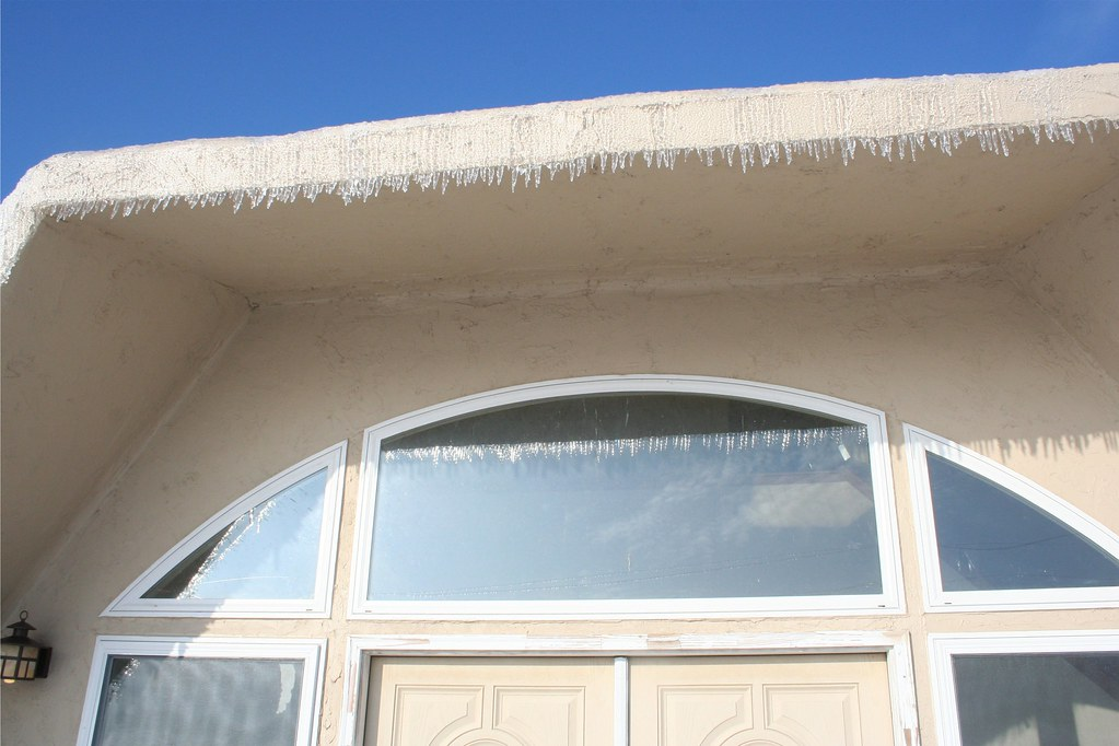 Icicle dome