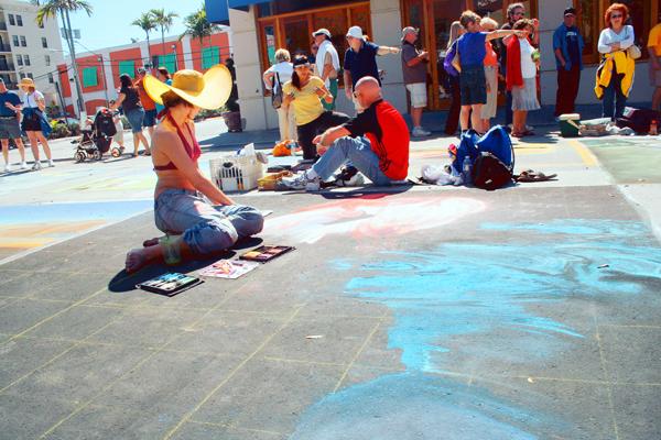 Floridian artist