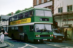 372-36 (Sou'wester) Tags: bus buses nbc cheshire chester publictransport leafgreen psv nationalbuscompany crosville