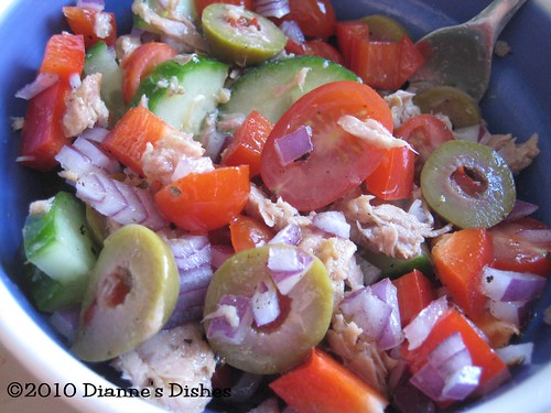 Not Your Mama's Tuna Salad