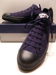 Monochrome Black Ox (hadley78) Tags: shoe shoes ripleys ct ox guinness collection converse cons allstar chucks chucktaylors allstars worldrecord hitops lowtops lowtop hitop joshuamueller hadley78 thatconverseguy