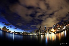 earth's circle (Jong Soo(Peter) Lee) Tags: sydney australia sydneyharbour sydneynight anawesomeshot bestofaustralia flickricious365