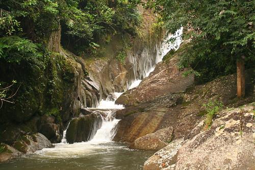 Rio Cubuy waterfall