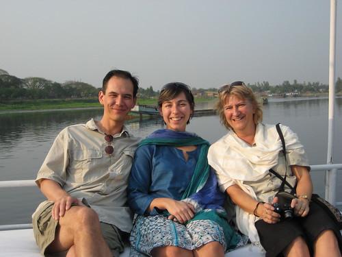 Dhaka Boat Trip