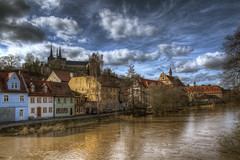 Bamberg (rawshooter72) Tags: architecture canon eos rebel bamberg medieval xs hdr hdri 3xp photomatix tonemapped 2ev 1000d