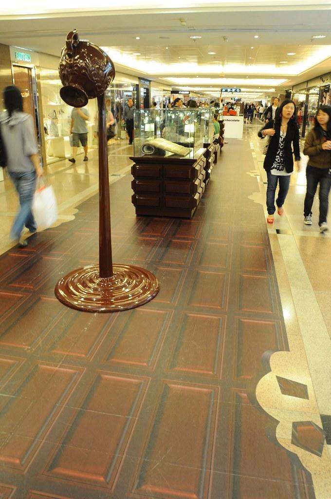 时间:10:00 – 22:00  地点:海港城港威商场走廊