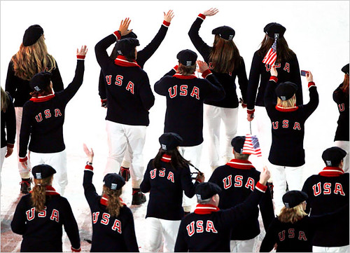 RALPH LAUREN TEAM USA