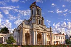 Church after the 8.8 grade earthquake - Chile (Christian Bobadilla) Tags: world chile travel santiago