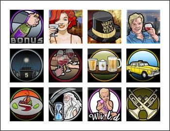 free Reel Party slot game symbols