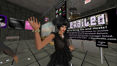 raftwet jewell at DeRailed