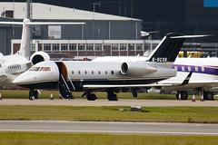 G-OCSH - 5623 - Canadair CL-600-2B16 Challenger 604 - Luton - 091106 - Steven Gray - IMG_3706