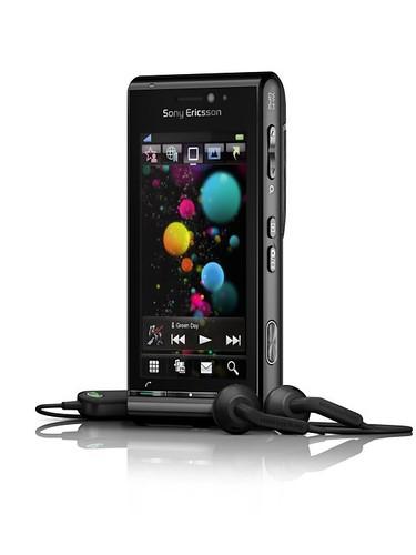 Sony Ericsson lanza nueva imagen y presenta el modelo Satio, con cámara de 12 megapixeles