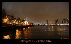 Sleepless in Rotterdam