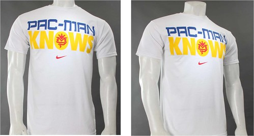 Pacman Knows Tee (White)