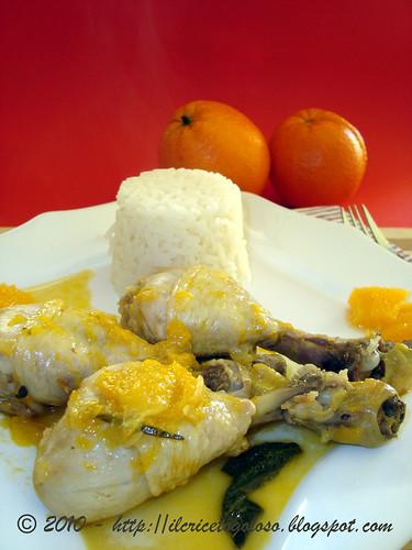 Pollo all'arancia (1)