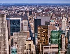 NY,NY: looking north (benft) Tags: newyorkcity centralpark bronx albany westchester empirestatebldgview