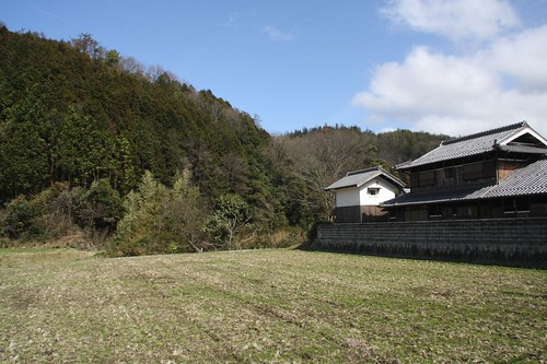能勢の山里 A mountain village of Nose