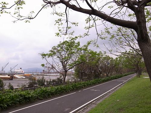 花蓮港附近