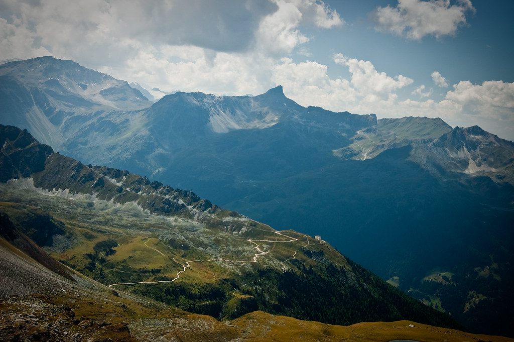 final look back at Hotel Weisshorn