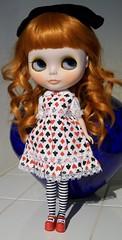 Daisy, still in Alice mode