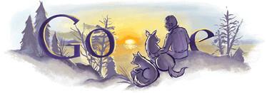 Google.es Aniversario del nacimiento de Félix Rodríguez de la Fuente