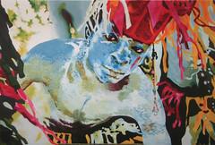 (priscila.amoni) Tags: painting haiti oil oilpainting pintura leo vodu pinturaaleo