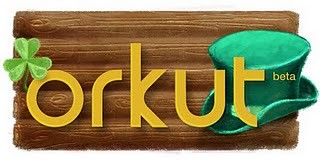 St. Patrick's Day at Orkut