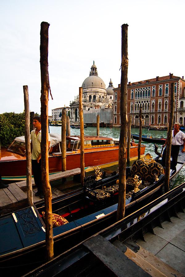 Неповторимый город на воде - Венеция