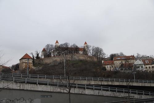 A faraway castle