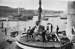 Trafalgar (TimWebb) Tags: trafalgar malta battleship royalnavy