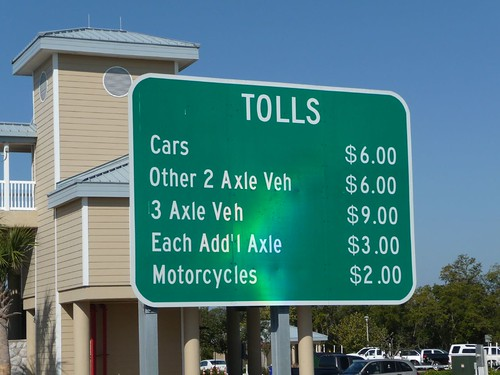 sanibel toll.