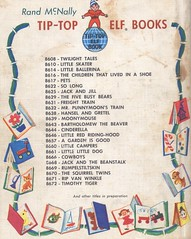 Mother Goose (Pretty Little Studio) Tags: vintage mothergoose randmcnally vintagechildrensbooks