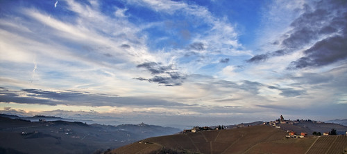 Langhe's Sky (by storvandre)