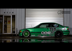 BMW E36 M3 (Danh Phan) Tags: bmw nst drift drifter e36m3 xdc moneygreen houstonimportscom importreactor irdrift