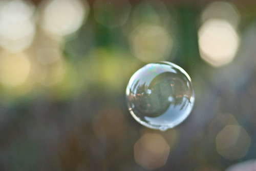 a bubble day