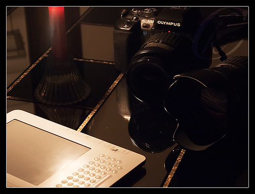 Kindle + Camera