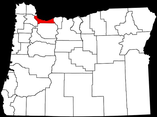 Oregon's Multnomah County