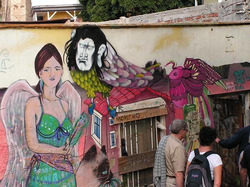 South American Streetart