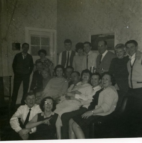 New Year Party 1960s