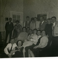 Image titled New Year Party 1960s