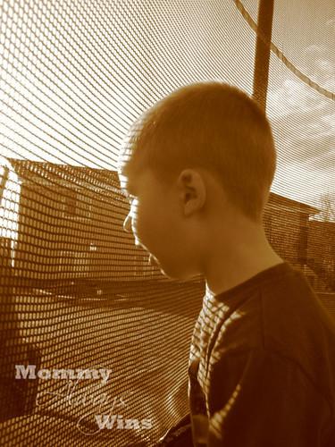 will, trampoline